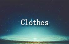 6.Clothes